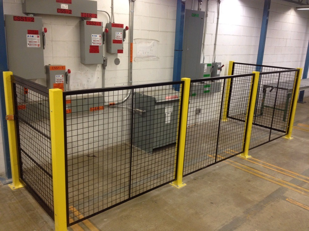 Security Fencing Space Aid Manufacturing