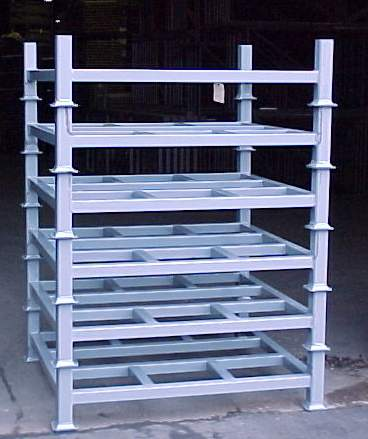 Stacking Racks And Industrial Racks Designed By