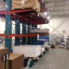 Cantilever Racking with Decking1