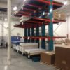 Cantilever Racking with Decking2